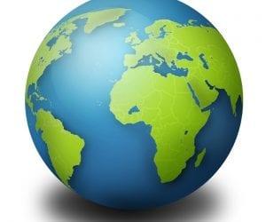 Werelds .. zo'n wereldbol