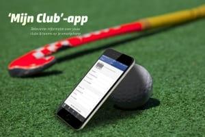 Gratis: Mijn Club App voor alle leden!