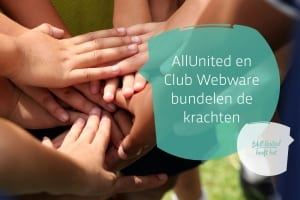 AllUnited en Club Webware bundelen de krachten