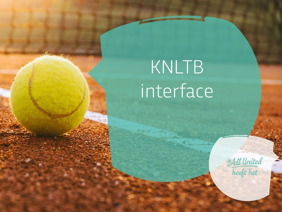KNLTB interface