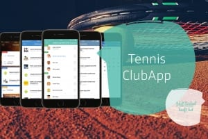 Tennis ClubApp Start is live