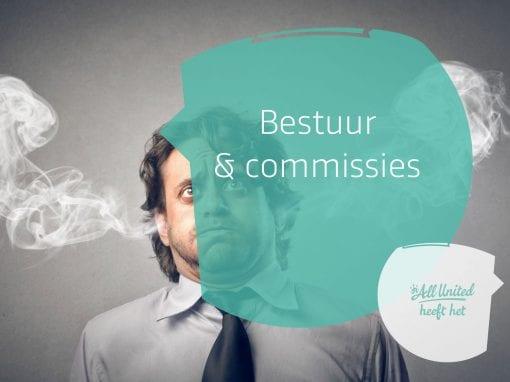 Bestuur en commissies (in ontwikkeling)