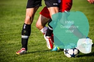KNVB Dataservice stopt – KNVB meeting op 23 februari