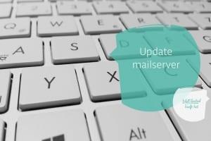 Update mailserver
