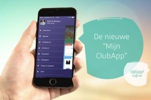 """De nieuwe """"Mijn ClubApp"""" is live!"""