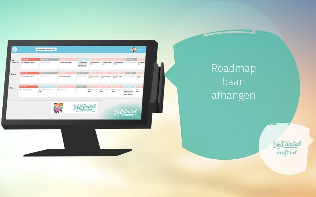 Roadmap baanafhangen